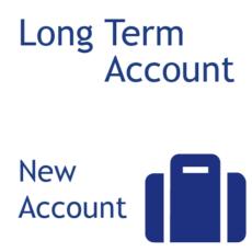 Long Term - New Account