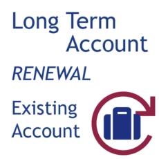 Long Term - Account Renewal